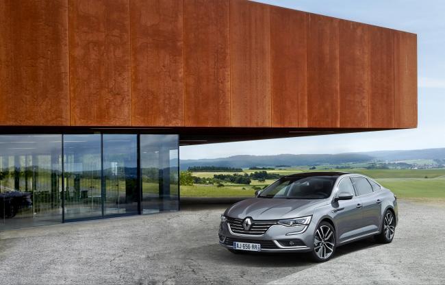 Yeni Renault Talisman tanıtıldı