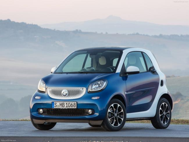 Yeni Smart Fortwo ve Forfour