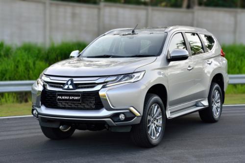 Yeni Mitsubishi Pajero Sport