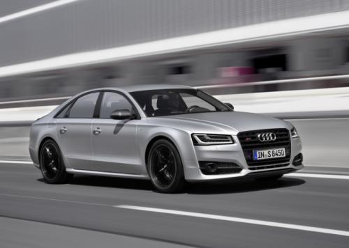 Yeni Audi S8 Plus