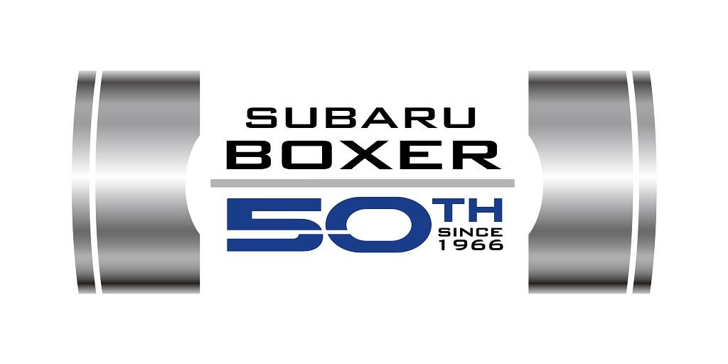Subaru, Boxer motorunun 50'inci yılını kutluyor