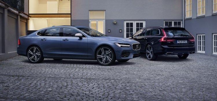 Volvo'dan iki yeni R-Desing geliyor