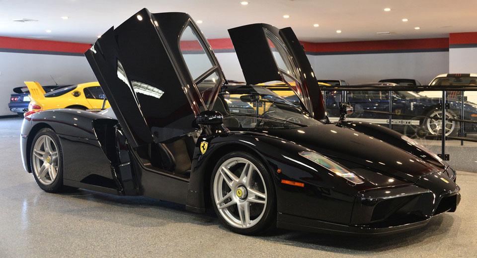 Ferrari Enzo fiyatı ile dudak uçuklattı , Otomobil Gazetesi