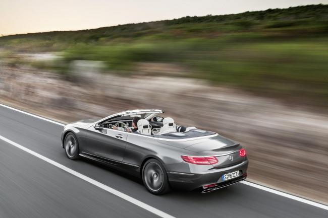 Yeni Mercedes-Benz S-Serisi Cabriolet Türkiye'de