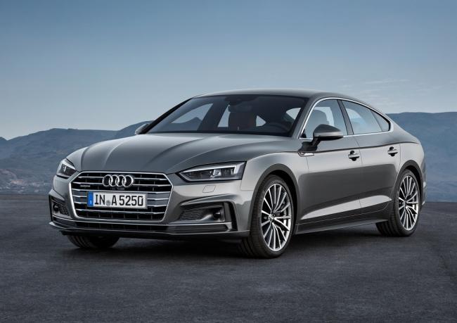 2017 Audi A5 Sportback tanıtıldı