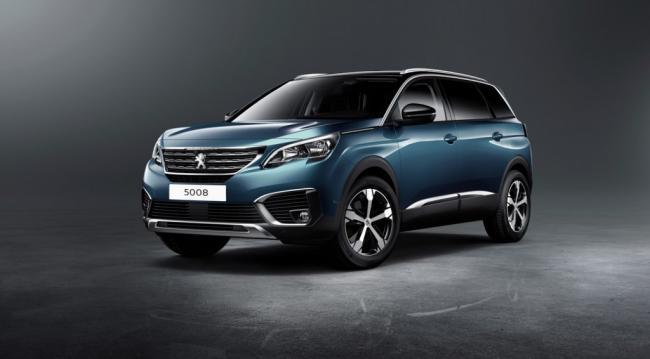 Peugeot 7 koltuklu SUV'unu tanıttı