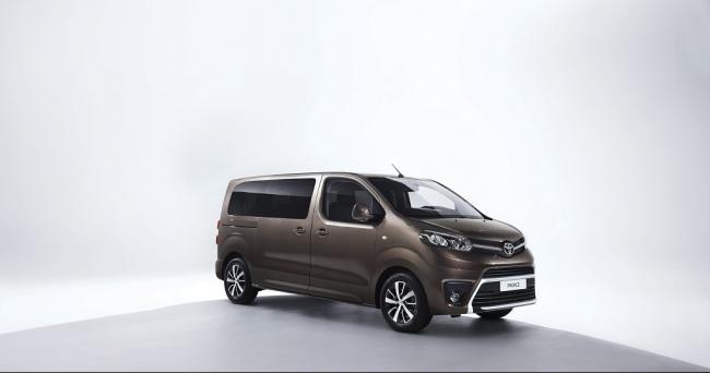 Toyota Proace ile ticarileşiyor
