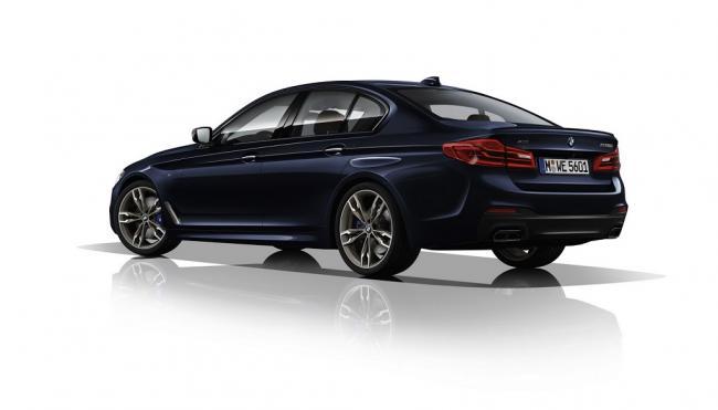 Yeni BMW 5 Serisi göz kamaştırdı
