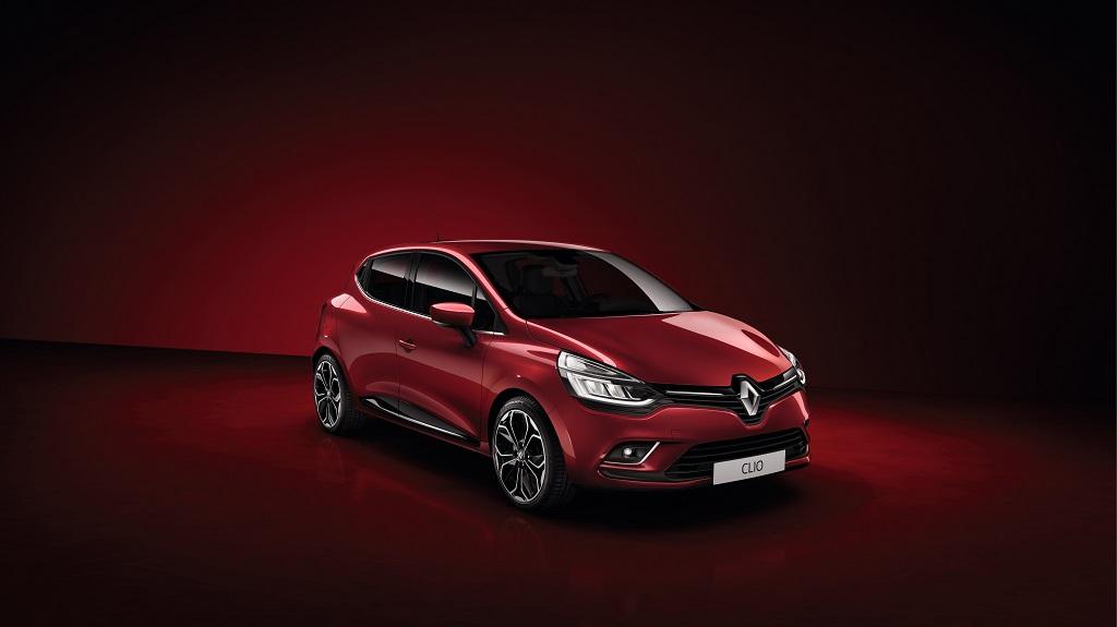 Yenilenen Renault Clio Türkiye'de