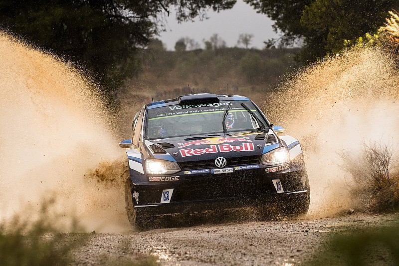 WRC İspanya'da Michelin 300.zaferini kazandı