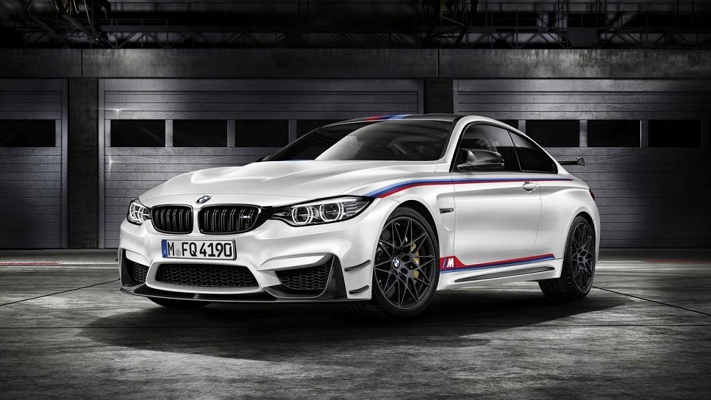 BMW'den M4 DTM Champion Edition
