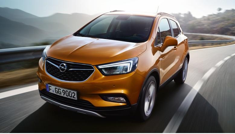 Opel Mokka X Türkiye'de satışa sunuldu