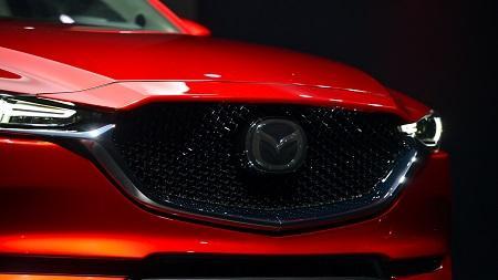 2017 Mazda CX-5 perdelerini kaldırdı