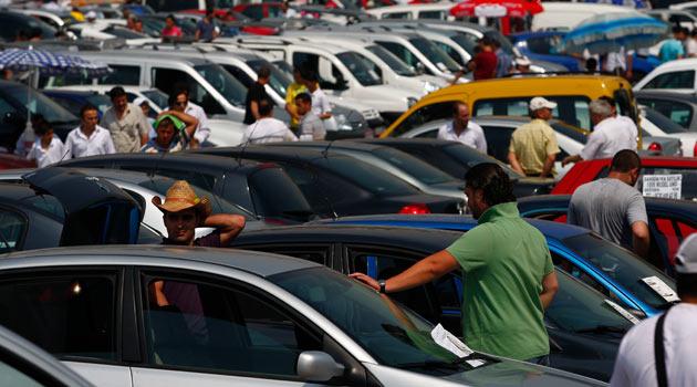 ÖTV zammı ikinci el otomobil piyasasını etkiledi