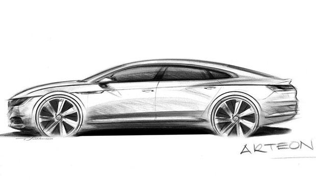 Volkswagen CC'nin yerine geliyor