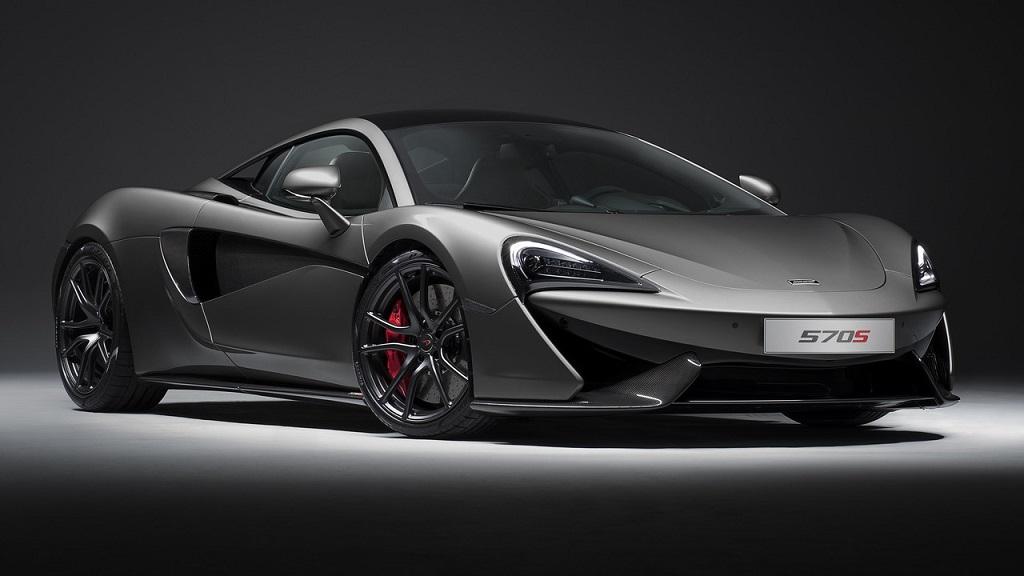 McLaren 570S'e Track Pack opsiyonu