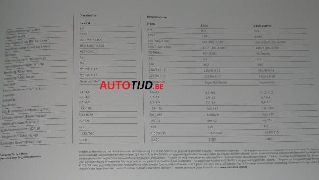 2018 Mercedes-Benz E Coupe'nin broşürü sızdırıldı!