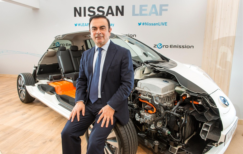 analyses the leadership of carlos ghosn ceo of nissan motor corporation essay