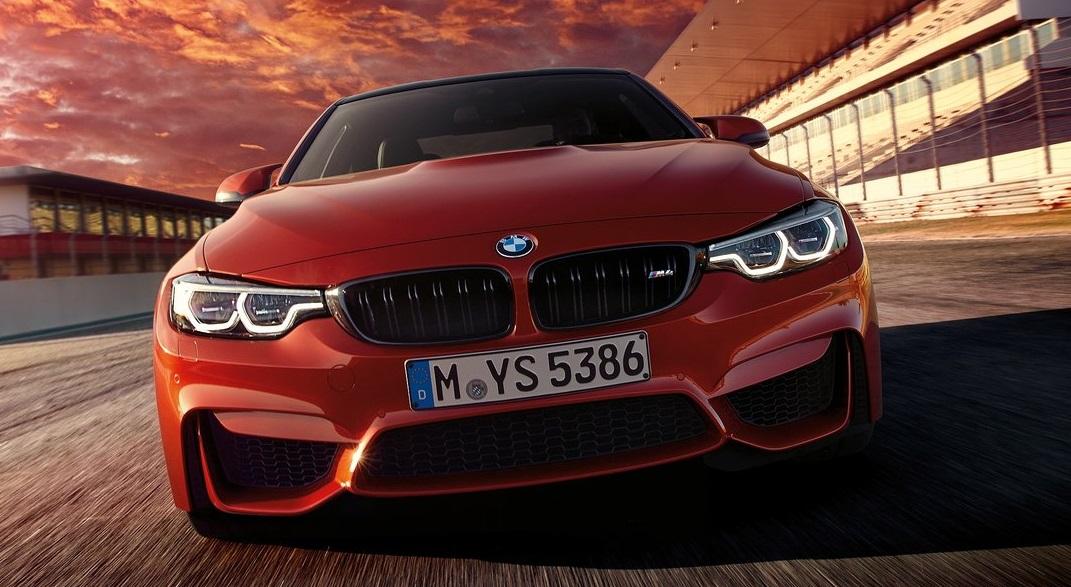 BMW 4 Serisi makyajlandı.