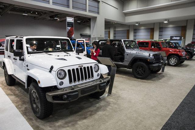 Washington Auto Show'da yenilik rüzgarı