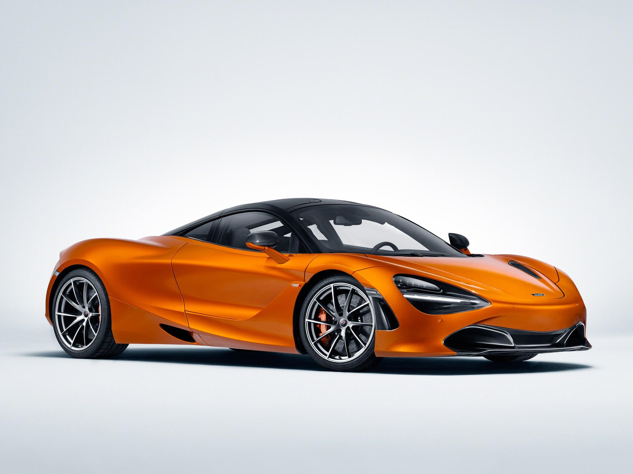 McLaren 2+2 süperspor üretmeyi düşünüyor