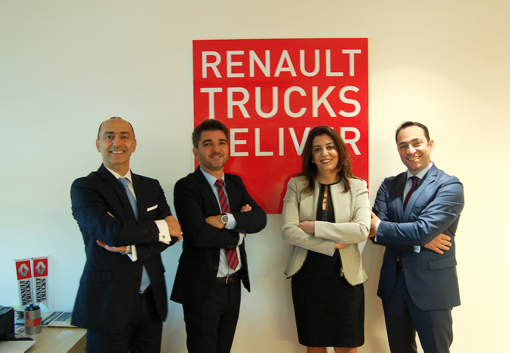 Renault Trucks ekibi güçleniyor