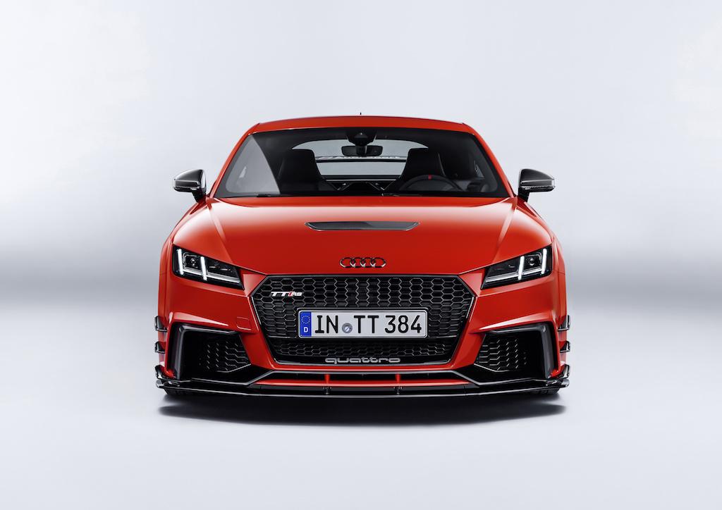 Audi Sport performans parçaları üretimine başlıyor