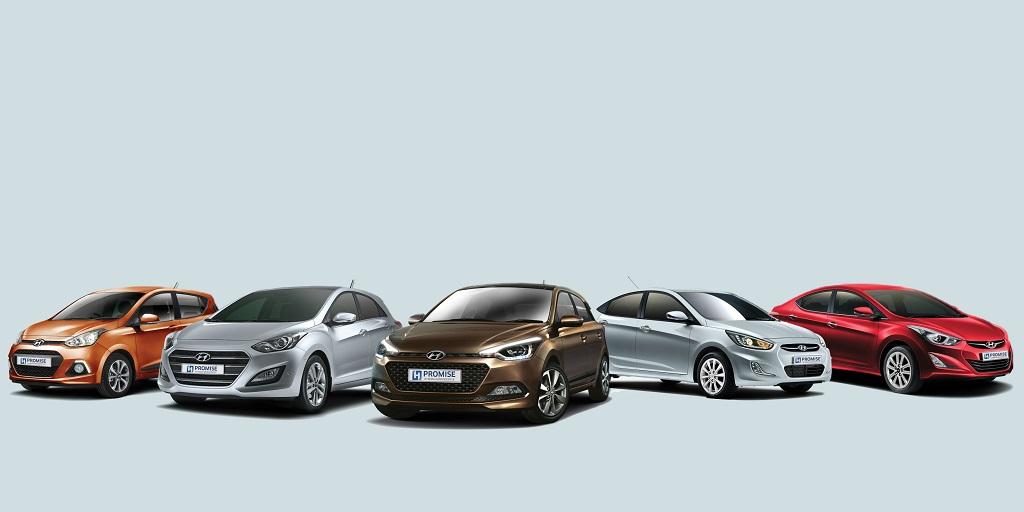 2.el Hyundai modellerine 10 saniyede fiyat bilgisi