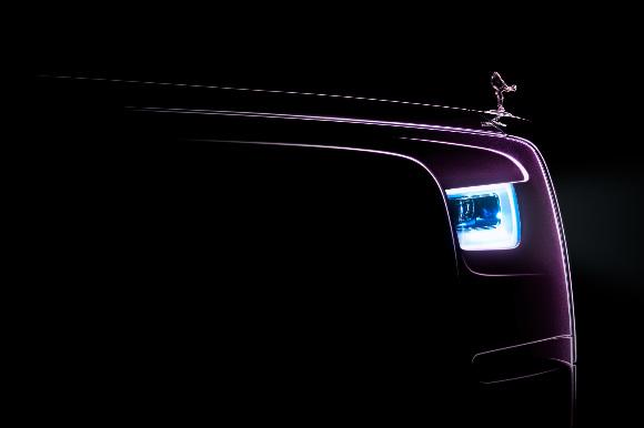 Yeni Rolls-Royce Phantom perdelerini araladı