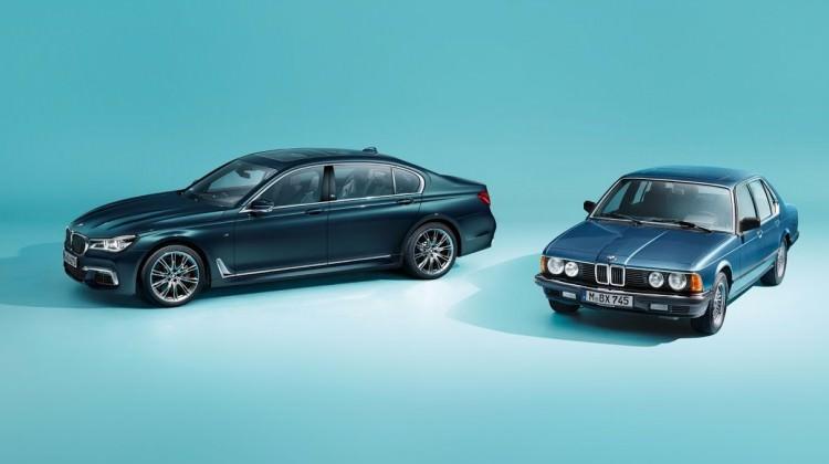 40. yıla özel BMW 7 Serisi tanıtıldı