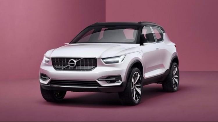 Volvo XC40 ile premium crossover segmentine giriş yapıyor