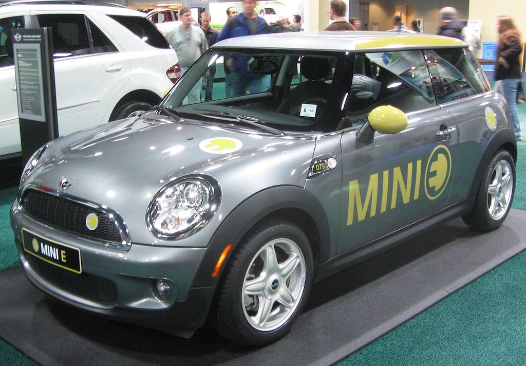 Mini'den elektrikli otomobil için hamle