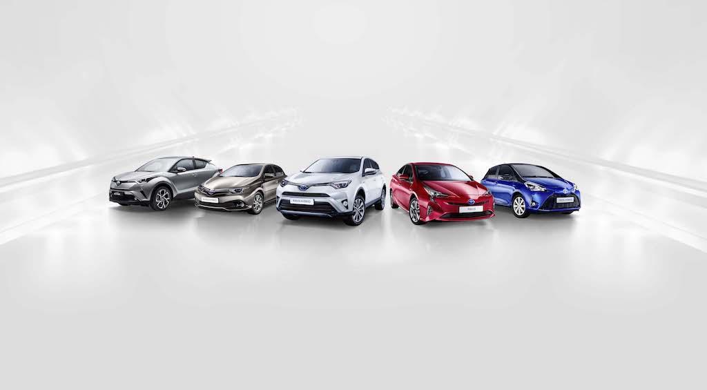 Toyota'dan Hibrit Festivali
