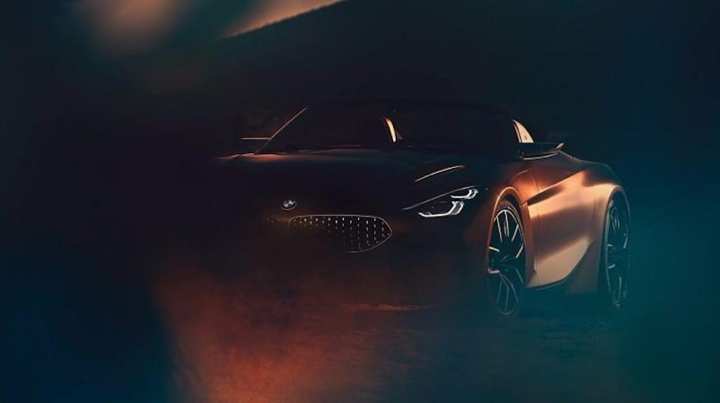 BMW Z4 geri geliyor