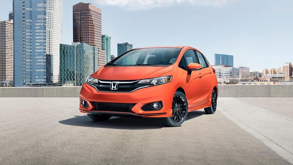 Honda Jazz'a güçlü motor