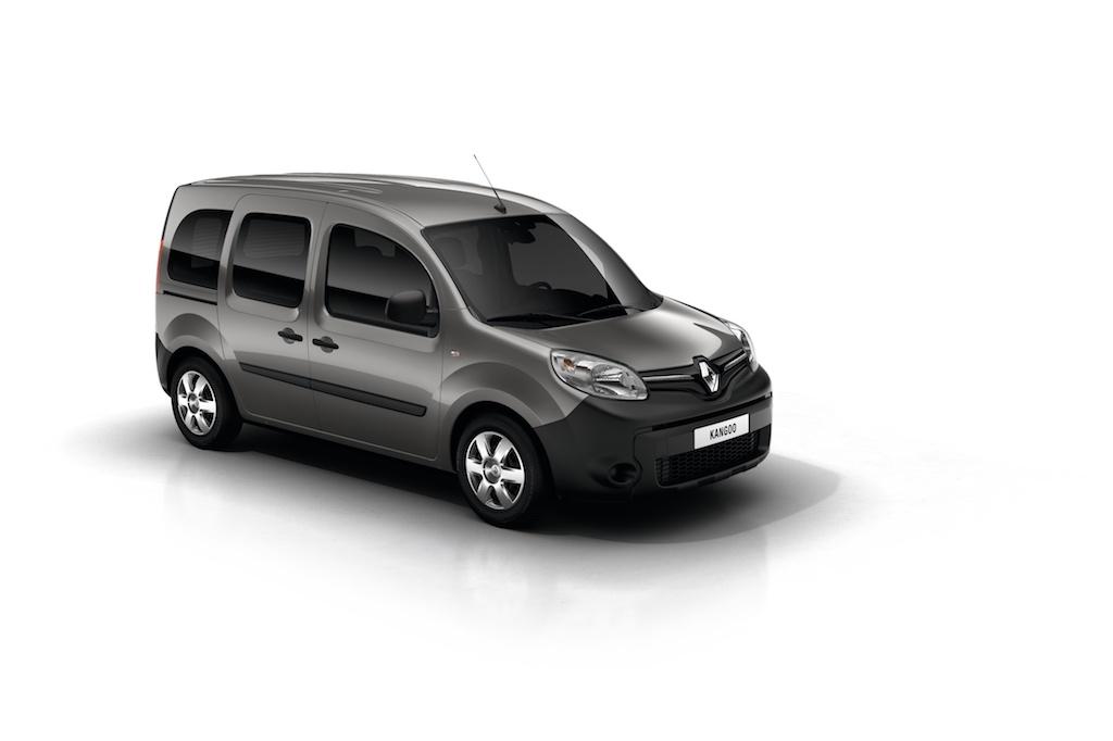 Renault Kangoo ailesine yeni üye
