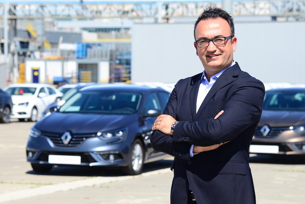 Oyak Renault'tan yönetici transferi