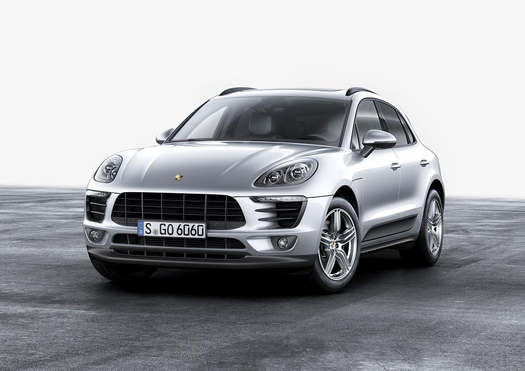 Porsche Macan 2.0 litrelik motoru ile geldi