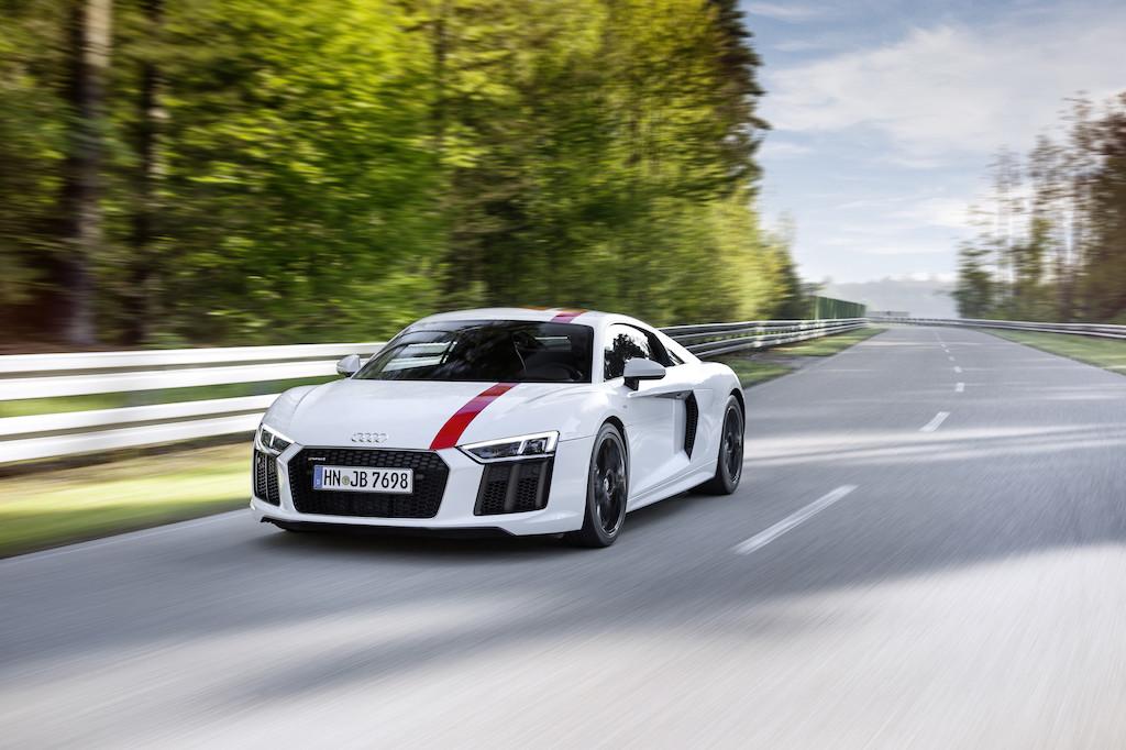 Audi'den 999 adet özel R8