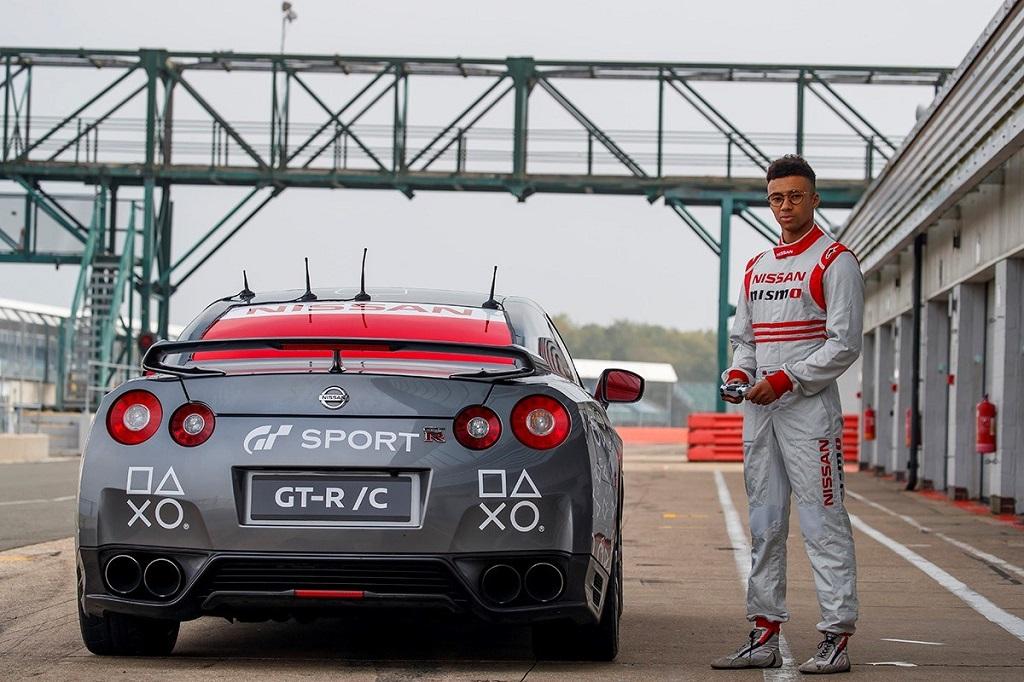 Nissan'dan oyun kumandası ile kontrol edilebilen GT-R!
