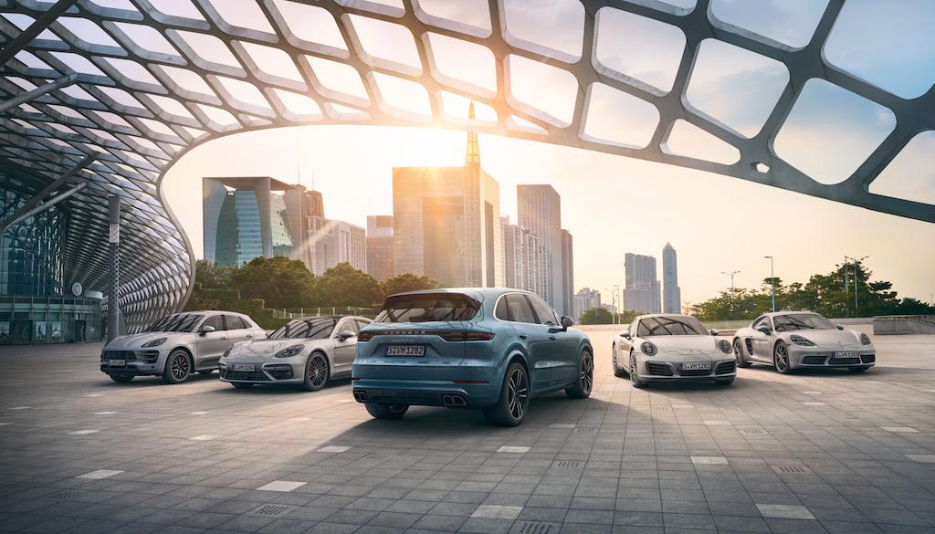 Porsche yüksek satış rakamlarına ulaştı