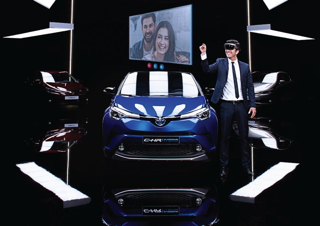 Toyota'dan hazır cevap robot!