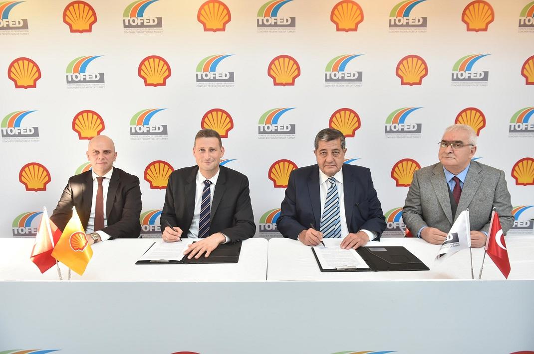 Shell ve TOFED aralarındaki sözleşmeyi 2022'ye kadar uzattı