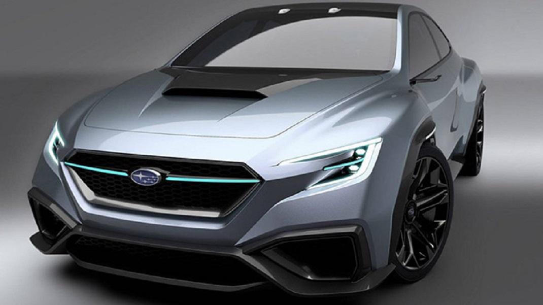 Subaru Viziv Performance STI'ın seri üretimine geri sayım