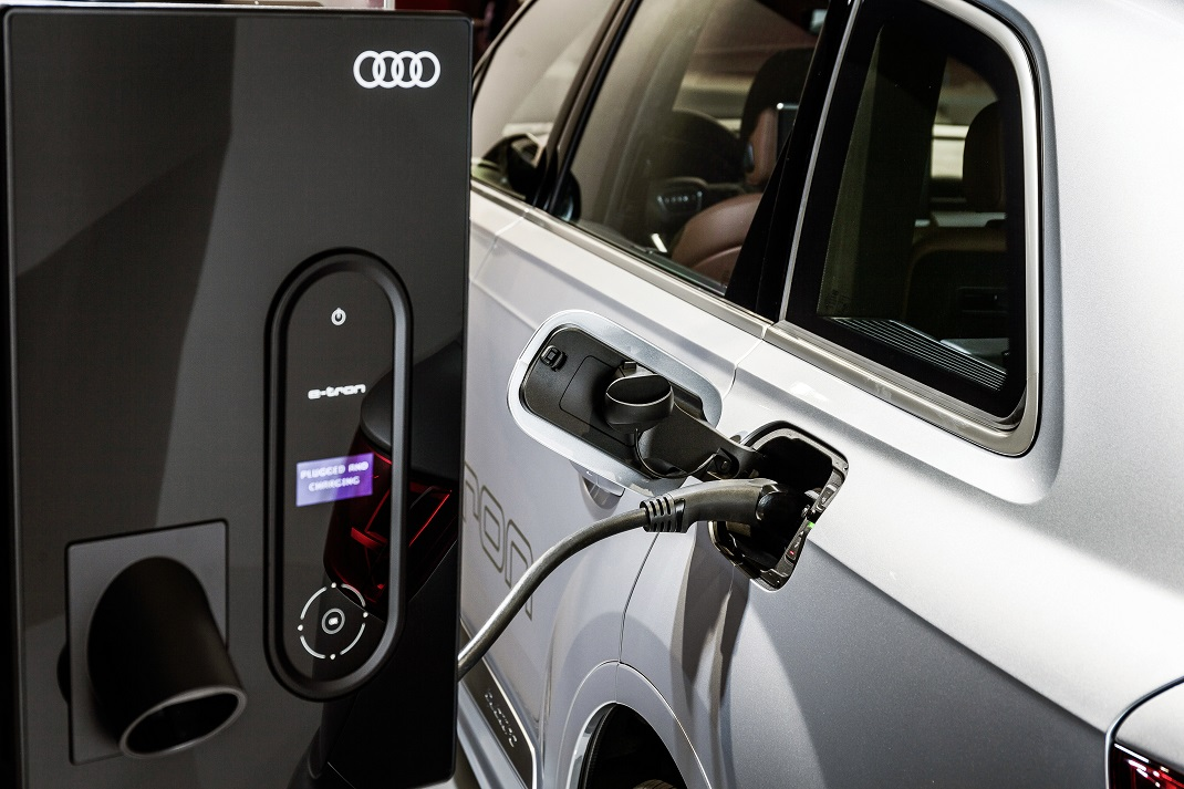 Audi'den Akıllı Enerji Ağı Yönetimi