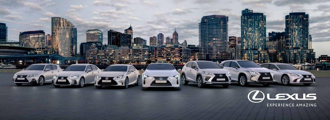 Lexus rekorlara doymuyor.