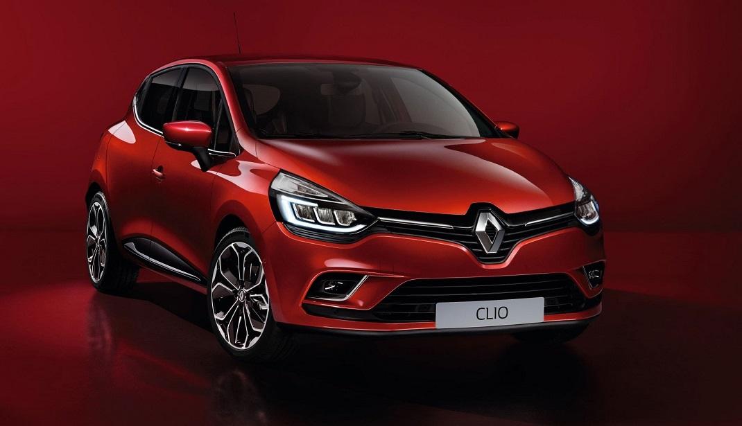 Yeni Renault Clio'un üretimi Bursa'da