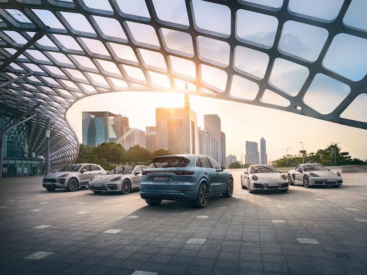 Porsche'den tarihi satış başarısı