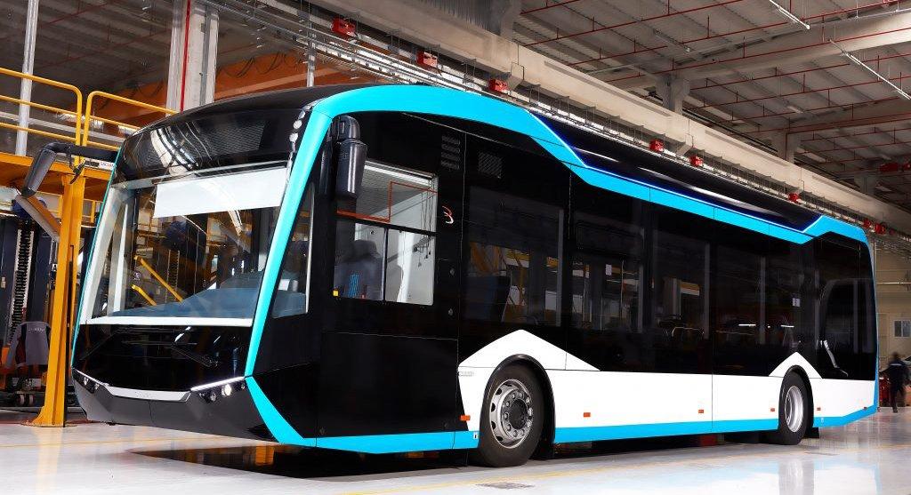 Yerli üretim elektrikli otobüsler yola çıkıyor