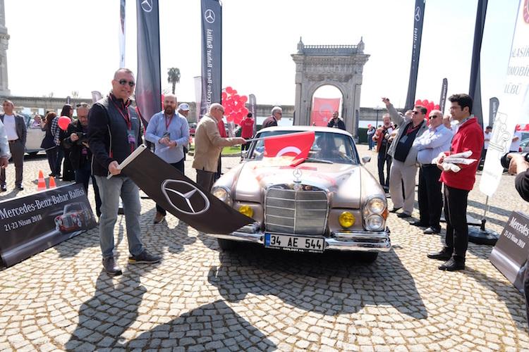 Mercedes-Benz Bahar Rallisi 2018 başladı